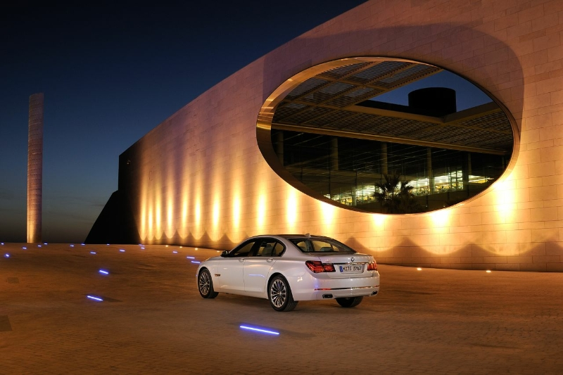 BMW 750d XDRIVE