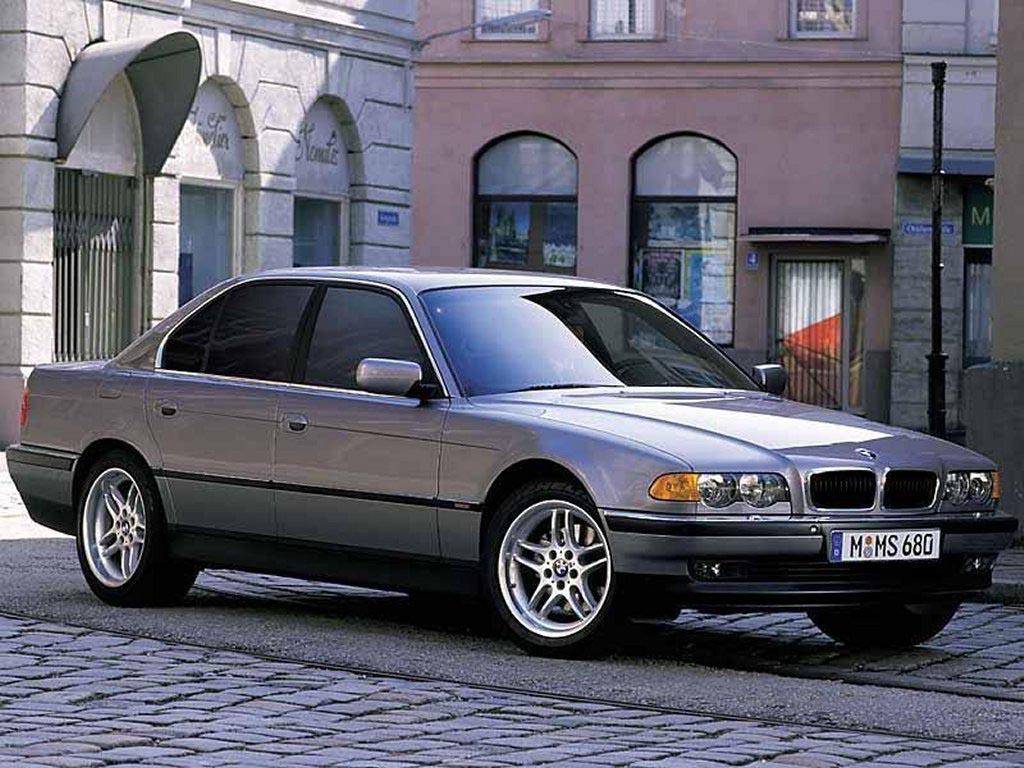 Bmw E38 1994 2001