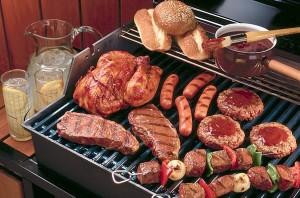 BBQ plaatje
