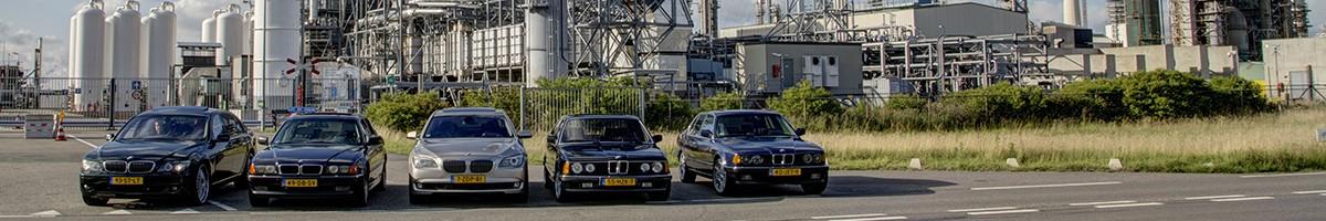 BMW    7      series    Club Nederland