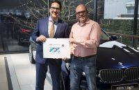 Kalender 2017 presentatie bij BMW Den Haag